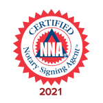 NSA Certified Badge